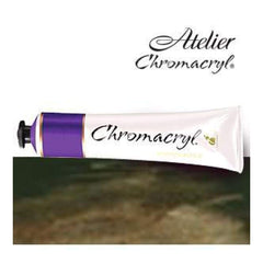 Chromacryl Acrylic - Cc Raw Umber 75Ml