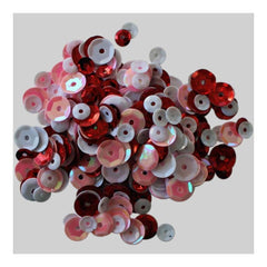 Clear Scraps Sequin Multi Pack 350 To 400 Pieces - Lovely