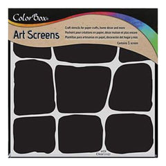 Clearsnap - Colourbox Screens 6In.X6in. - Stonework
