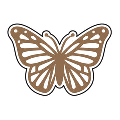 Universal Crafts Hot Foil Stamp 34mm x 24mm - Butterfly