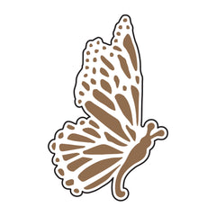 Universal Crafts Hot Foil Stamp 30mm x 47mm - Butterfly