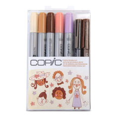 Copic Ciao Doodle Kit People 7pieces