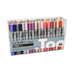 Copic Ciao Markers 72B Set