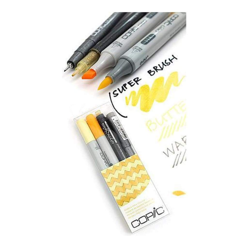 US AUTHORIZED Copic Ciao Marker Set 8 Craft Kit 1 Multiliner Collection