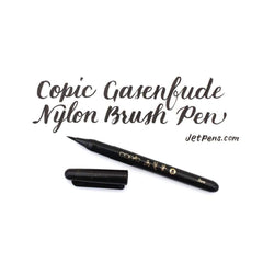 Copic Gasenfude Brush Pen Black