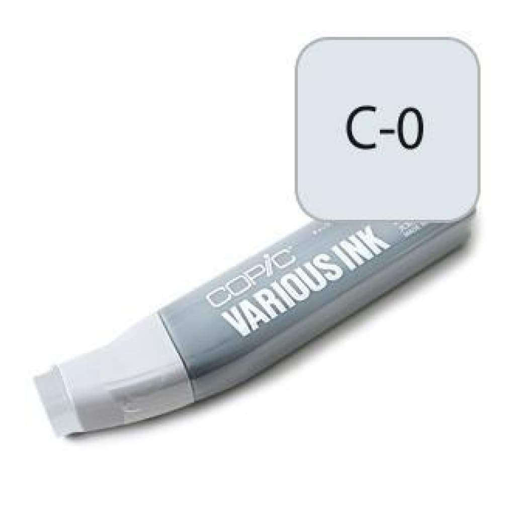 Copic Marker Ink Refill - Cool Gray No.0