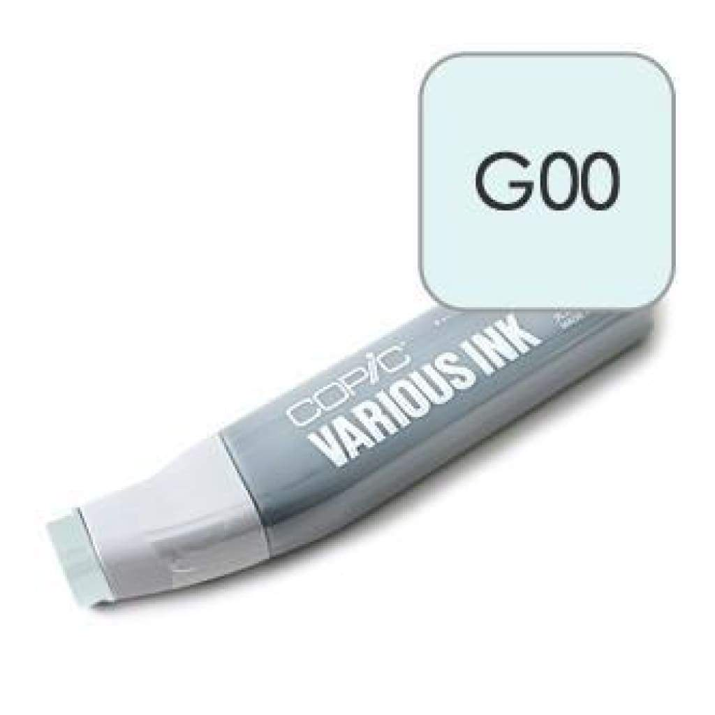 Copic Marker Ink Refill - Jade Green