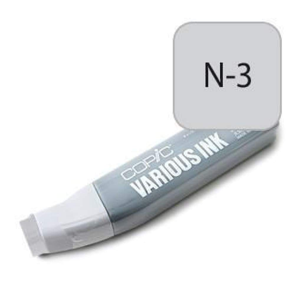 Copic Marker Ink Refill - Neutral Gray No.3