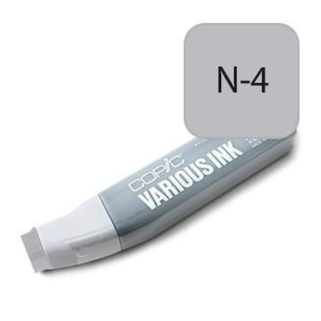 Copic Marker Ink Refill - Neutral Gray No.4