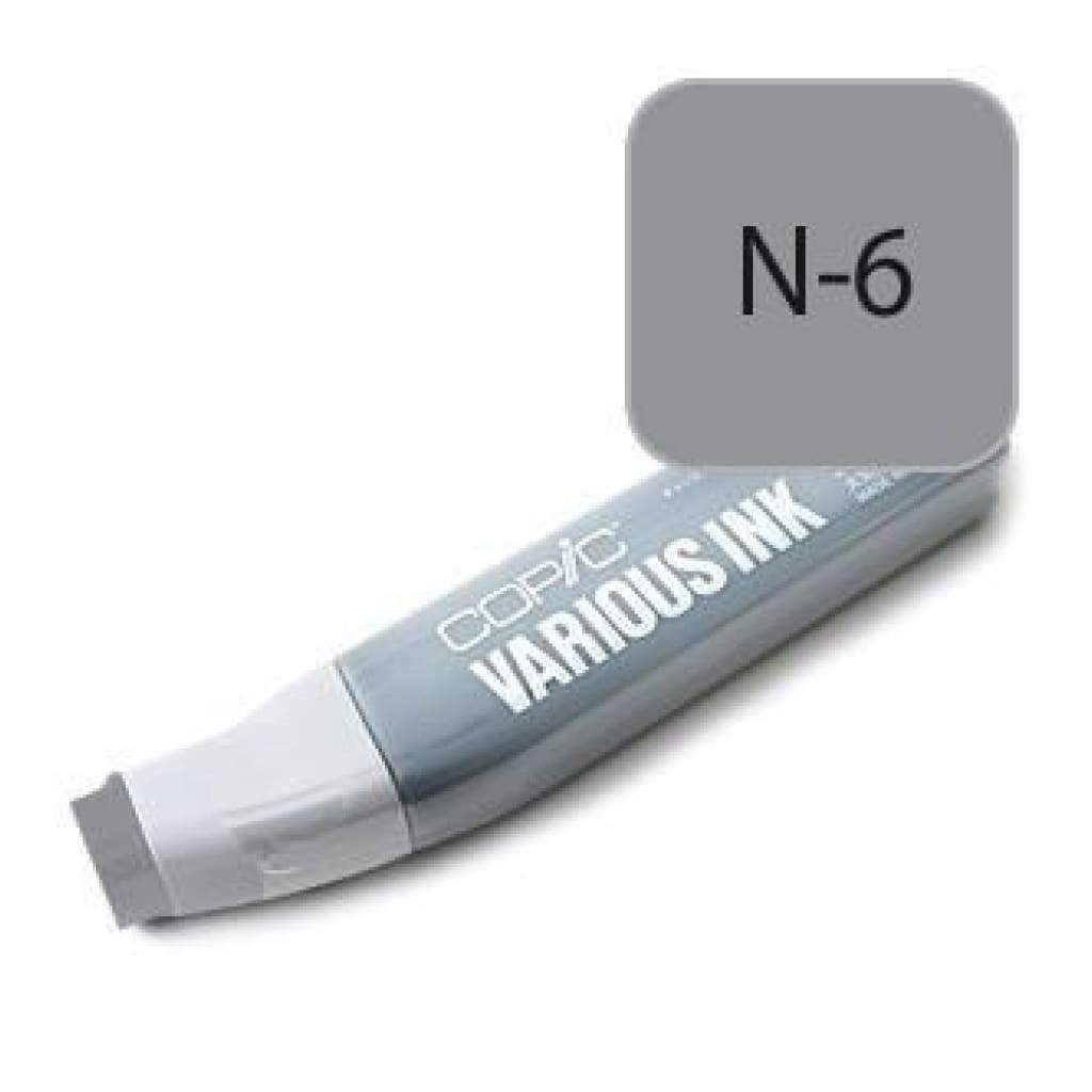 Copic Marker Ink Refill - Neutral Gray No.6