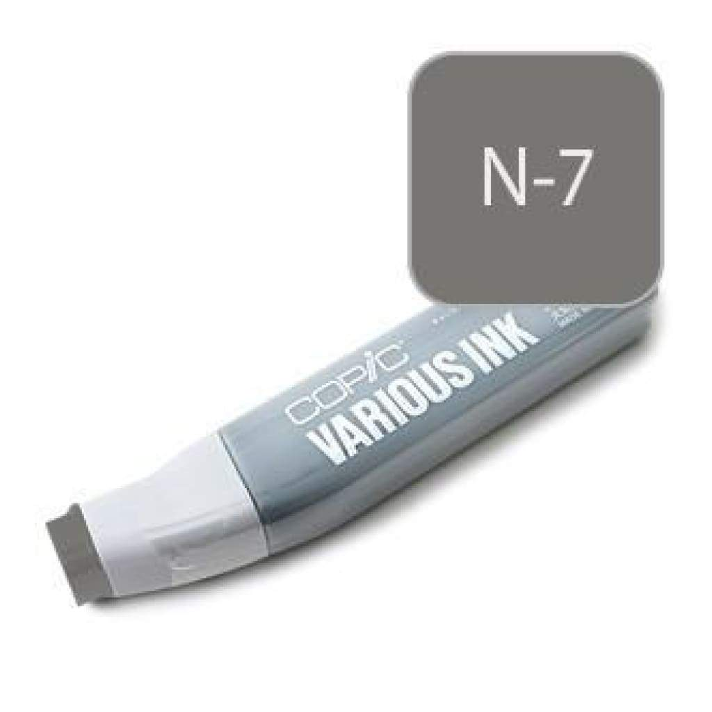 Copic Marker Ink Refill - Neutral Gray No.7