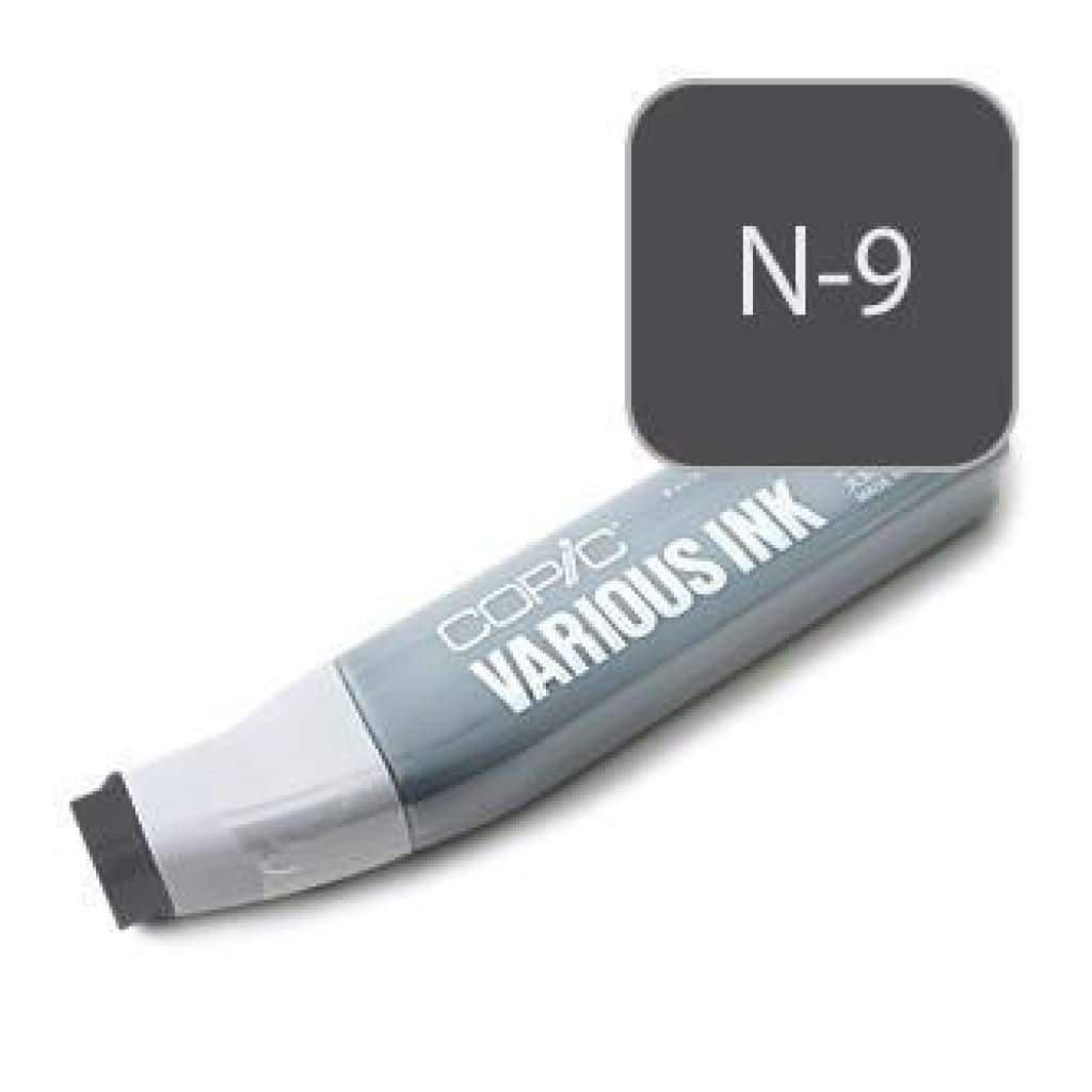 Copic Marker Ink Refill - Neutral Gray No.9