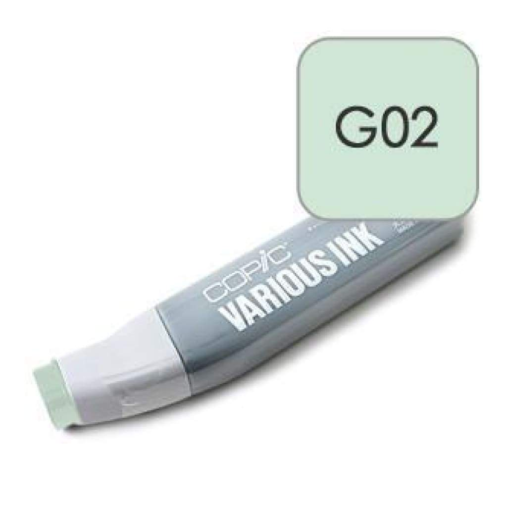 Copic Marker Ink Refill - Spectrum Green
