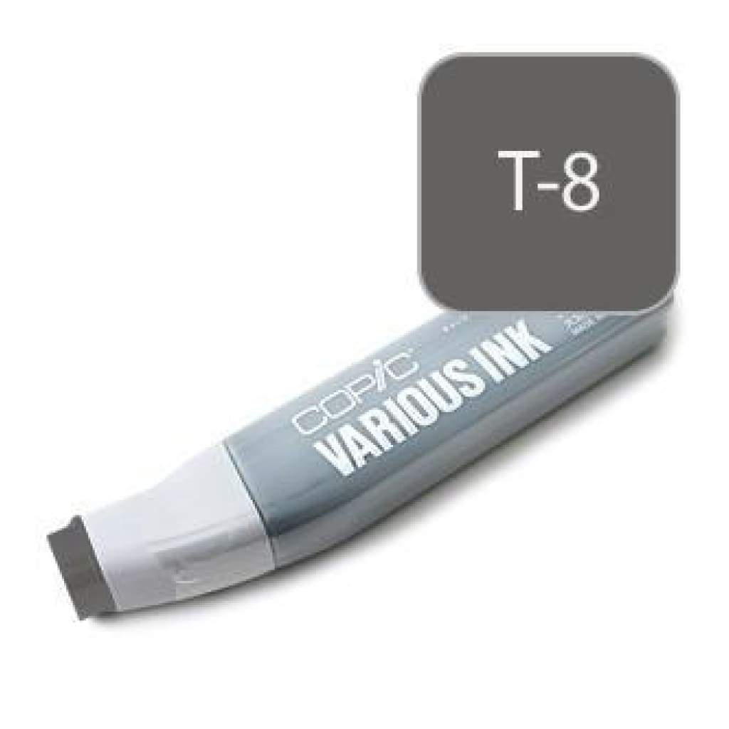 Copic Marker Ink Refill - Toner Gray No.8