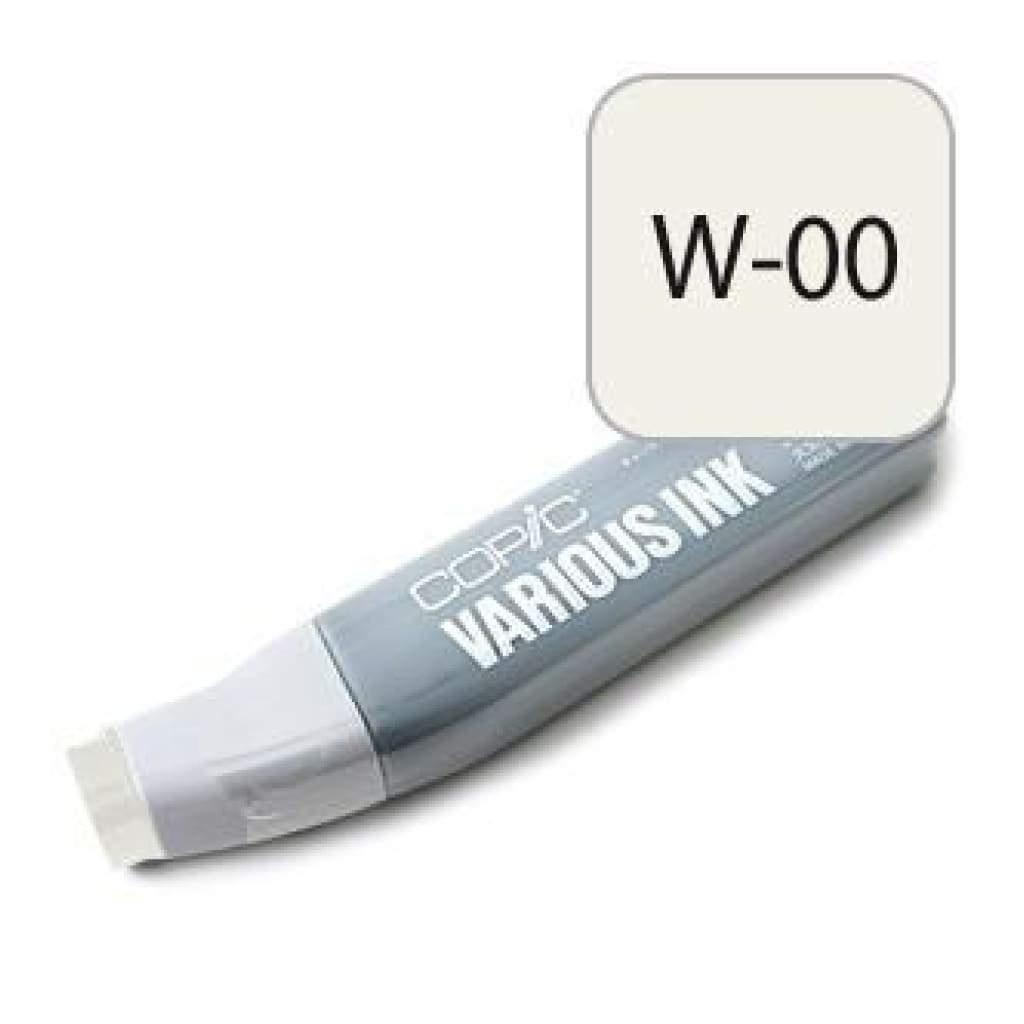 Copic Marker Ink Refill - Warm Gray No.00