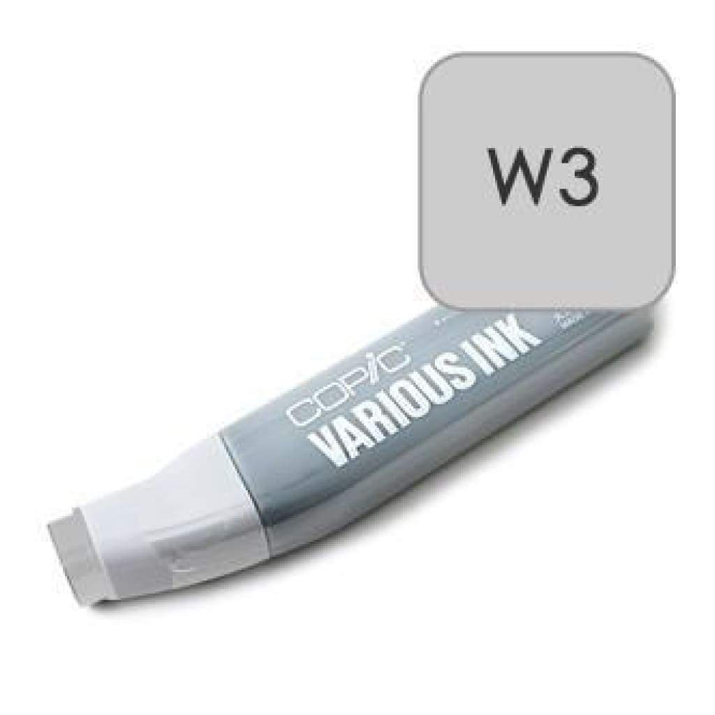 Copic Marker Ink Refill - Warm Gray No.3