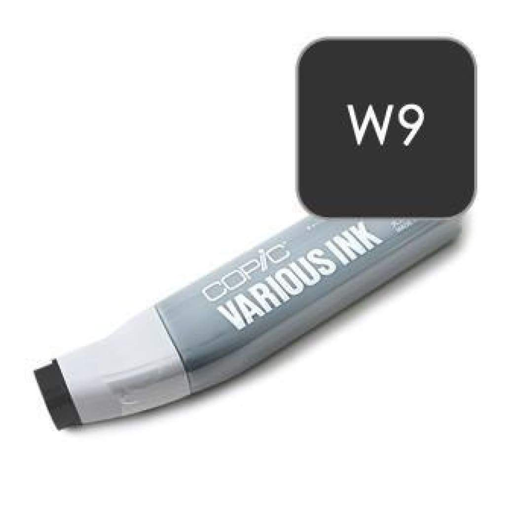 Copic Marker Ink Refill - Warm Gray No.9