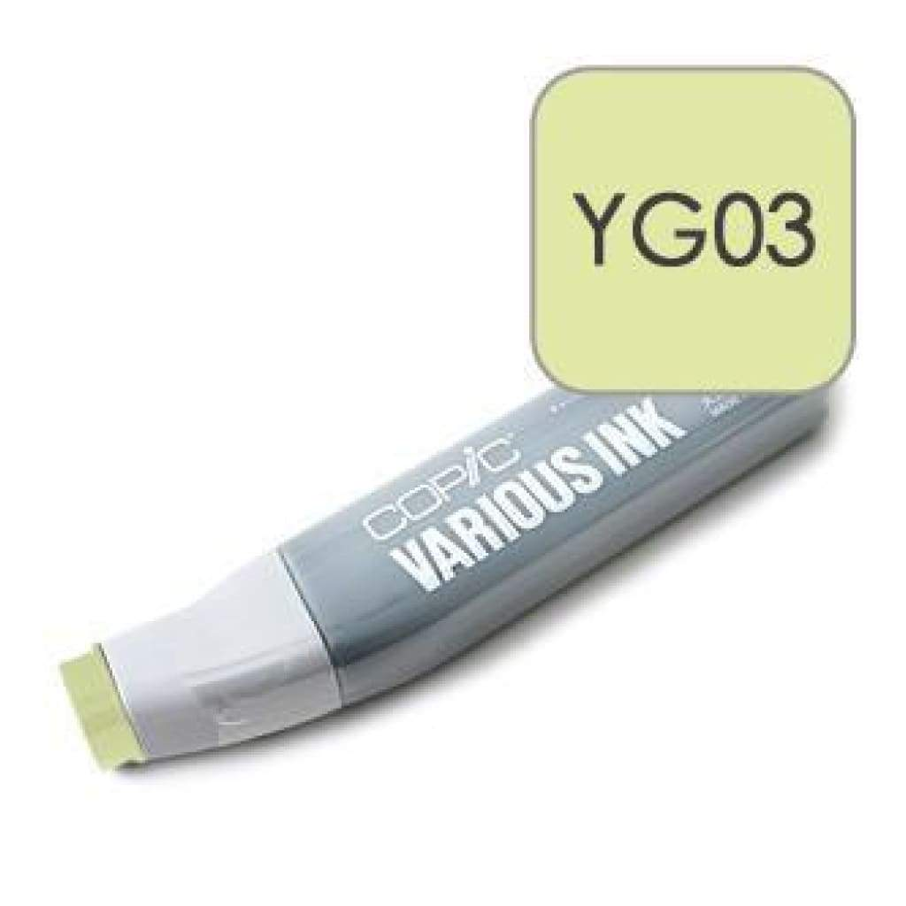 Copic Marker Ink Refill - Yellow Green