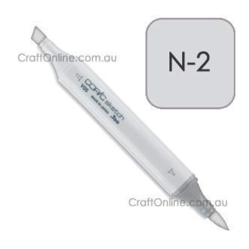 Copic Sketch Marker Pen N-2 -  Neutral Gray No.2
