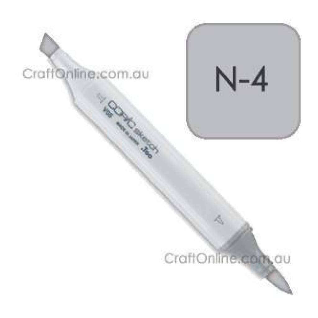 Copic Sketch Marker Pen N-4 -  Neutral Gray No.4