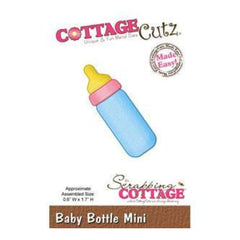 Cottage Cutz - Baby Bottle Mini