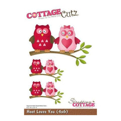 Cottage Cutz - Hoot Loves You