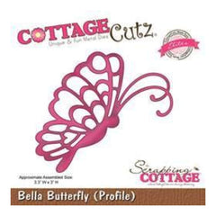 Cottagecutz - Bella Butterfly Profile - Elites