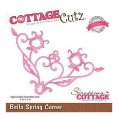 Cottagecutz - Bella Spring Corner - Elites