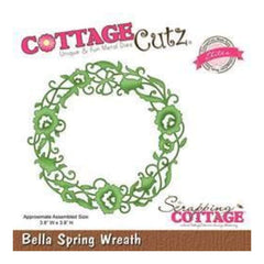 Cottagecutz - Bella Spring Wreath - Elites