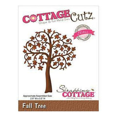 Cottagecutz  - Elites Die - 2.9X3.5 Inches Fall Tree