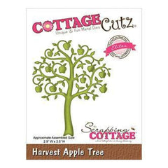 Cottagecutz - Elites Die - 2.9X3.5 Inches Harvest Apple Tree