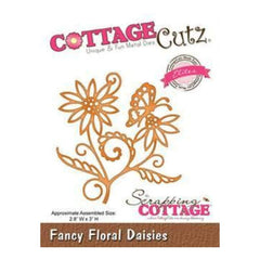Cottagecutz - Fancy Floral Daisies - Elites