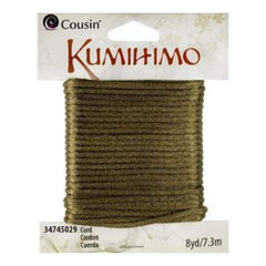 Cousin - Light Brown Cord 1.5Mm 8Yd