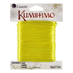 Cousin - Yellow Cord 1.5Mm 8Yd