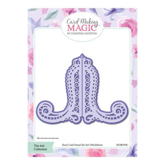 Craft Essentials - The Christina Griffiths Card Making Magic Collection - Easel Card Stand die set