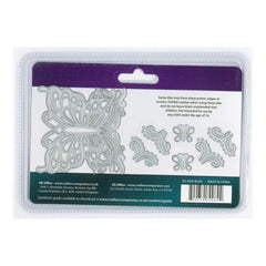 Crafter's Companion - Die'sire Edgeables Metal Dies 7 pack Butterfly Love