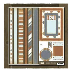Crate Paper - Hampton Crate Bands- Tags & Frames