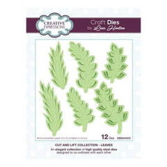 Creative Expression Cut & Lift Die Lisa Horton Collection - Leaves