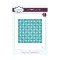 Creative Expressions - Sue Wilson - Background Collection - Diamond Squares