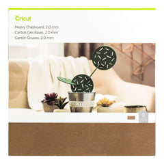 Cricut Heavy Chipboard 11 inch X11 inch 5 pack