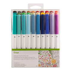 Cricut Ultimate Fine Point Pen Set 30 pack