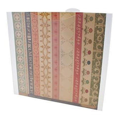 Cropper Hopper - Storage Studios Paper Files  With Tabbed Dividers & Labels