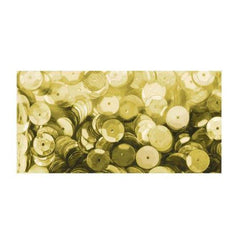 Darice - Cupped Sequins 8mm 200 pack Gold