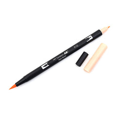 Tombow Dual Brush Marker Open Stock - 910 Opal