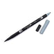 Tombow Dual Brush Marker Open Stock - N52 Cool grey 8