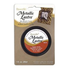 Deco Art - Metallic Lustre Wax Finish 1Oz - Copper Kettle