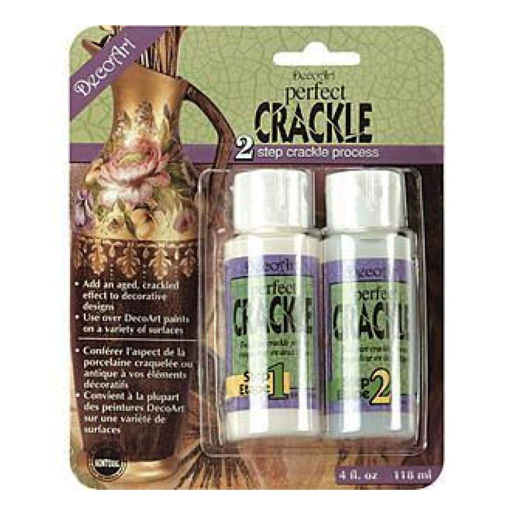 Deco Art  - Perfect Crackle 2-Step Medium 2Oz