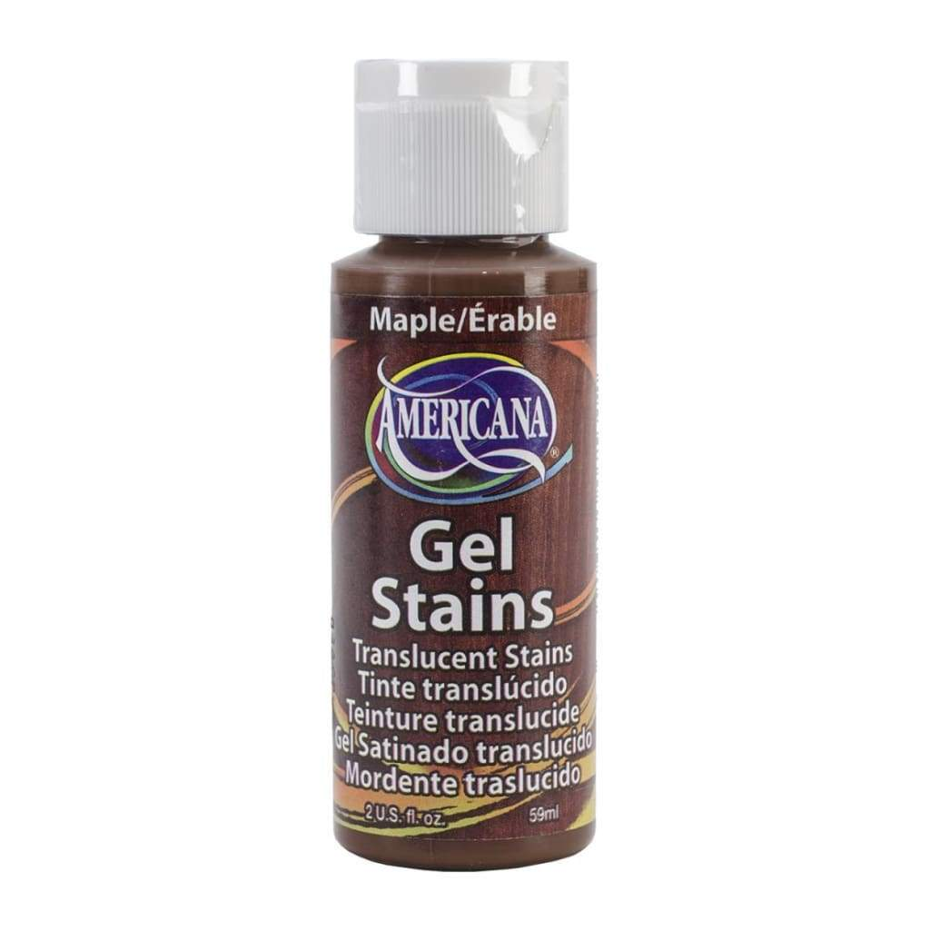 Deco Art - Wood Gel Stain 2oz - Maple