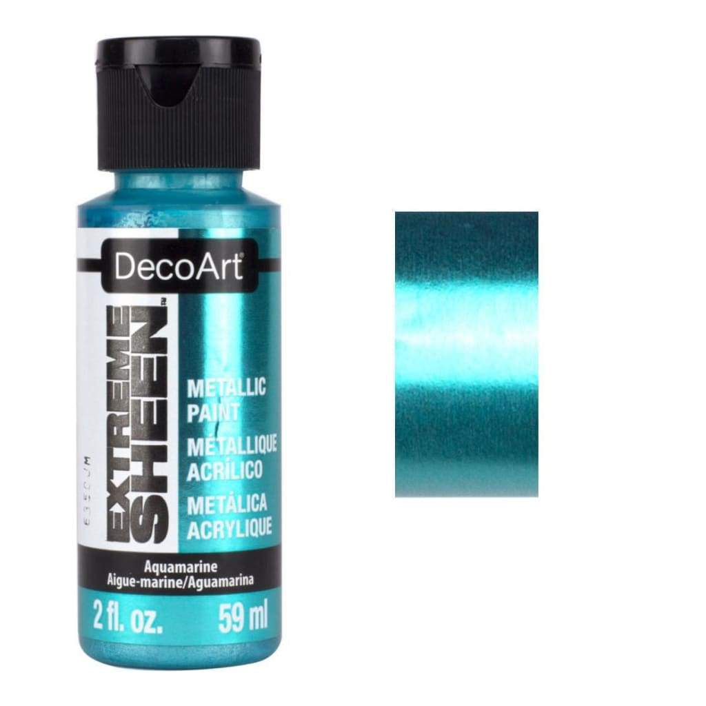 DecoArt Extreme Sheen Paint 2oz - Aquamarine