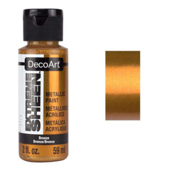 DecoArt Extreme Sheen Paint 2oz - Bronze